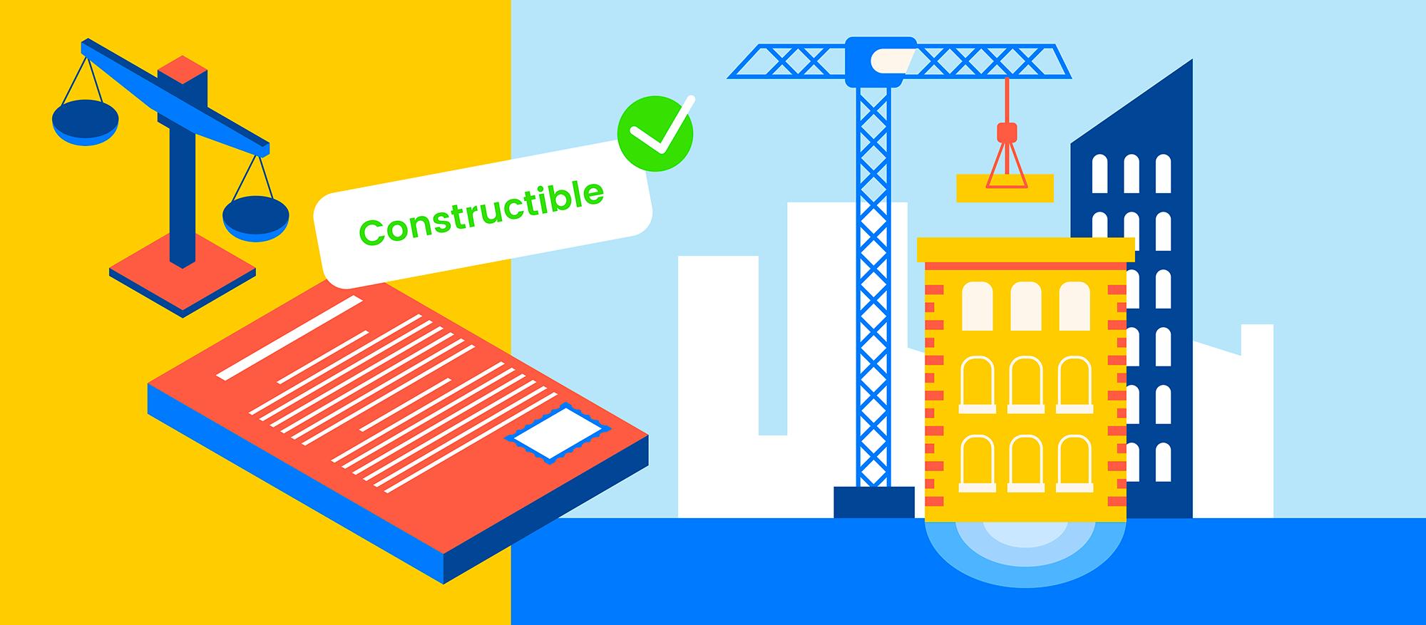 Constructibilité d'un terrain